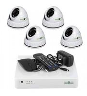 Комплект Відеоспостереження Green Vision GV-K-L06/04 720P